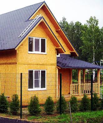 СИП панели в Хабаровске(Фото)